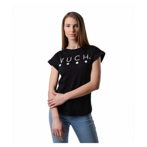 Caryn Black T-shirt VUCH