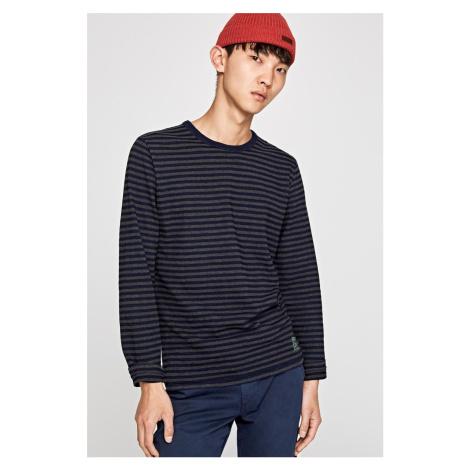 Pepe Jeans pánské pruhované tričko s dlouhým rukávem LEGACY