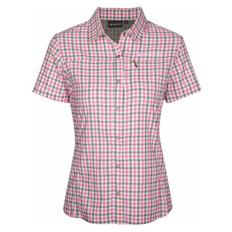 ALPINE PRO LURINA 4 Dámské košile LSHR021419 camellia rose