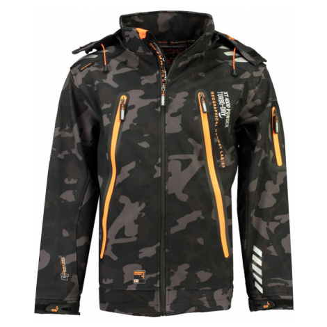 GEOGRAPHICAL NORWAY bunda pánská TORRY MEN CAMO 007