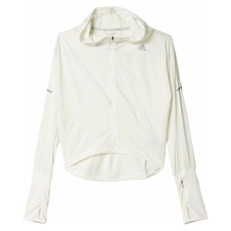 Dámská běžecká bunda adidas Pure X Jacket Bílá