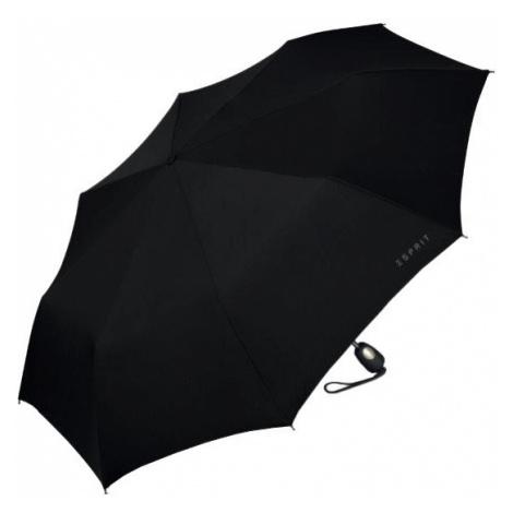 Esprit Pánský skládací automatický deštník Gents Mini Tecmatic Black