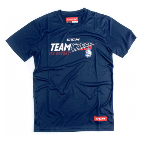 Pánské tričko CCM Locker Room Český hokej,
