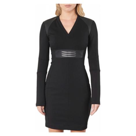 Černé šaty - VERASCE JEANS