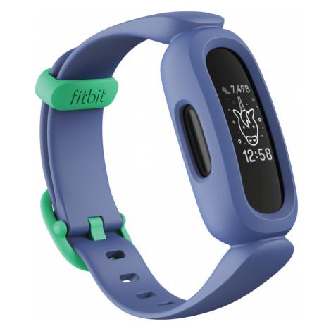 Dětský fitness náramek Fitbit Ace 3 Cosmic Blue/Astro Green