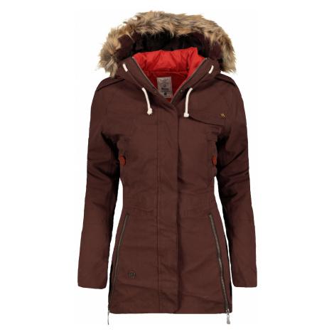 Zimní kabát dámský WOOX Lanula