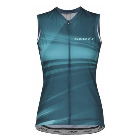 Dámský cyklistický dres bez rukávů SCOTT Shirt W's RC Pro w/o sl