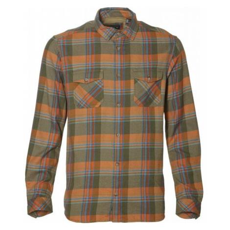 O'Neill LM VIOLATOR FLANNEL SHIRT oranžová - Pánská košile