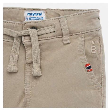 Chlapecké kalhoty Mayoral 2543 | hnědá