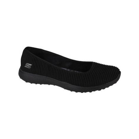 Skechers Microburst Inline Černá