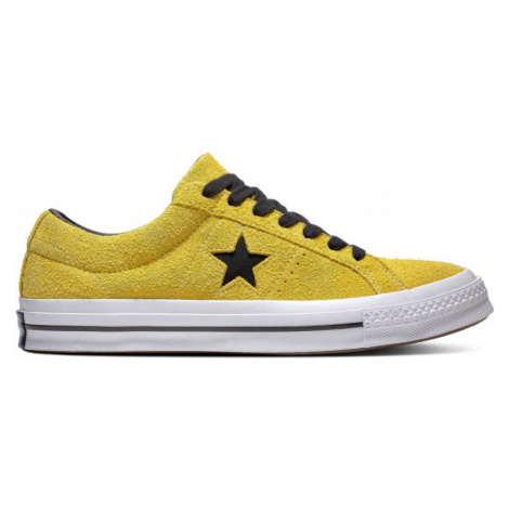 BOTY CONVERSE One Star - žlutá