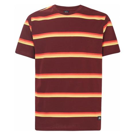 Oakley Four Stripes Short Sleeve Tee