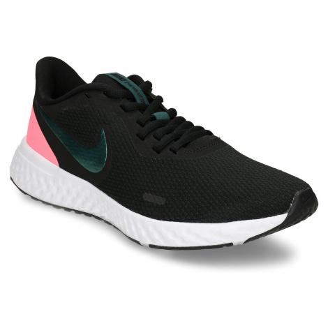 Černé dámské tenisky s bílou podešví Nike