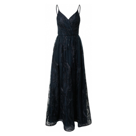 Unique Šaty tmavě modrá