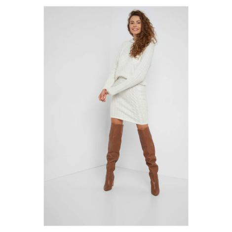 Žerzejová mini sukně Orsay