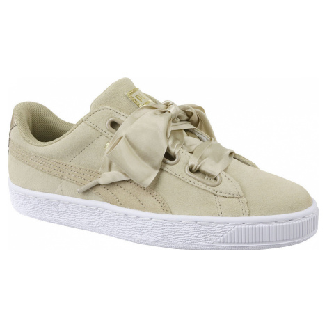 PUMA BASKET HEART METALLIC 364083-01