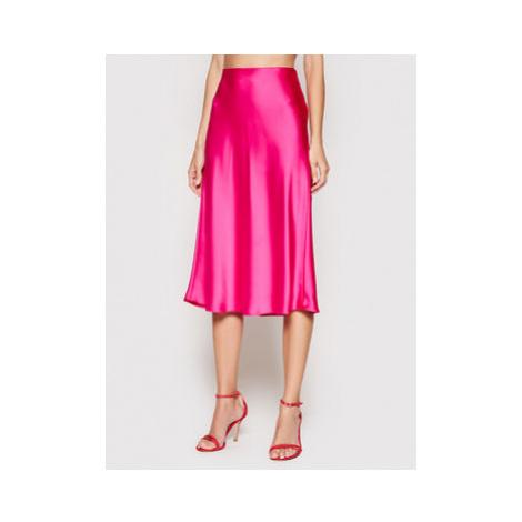 Midi sukně Lauren Ralph Lauren