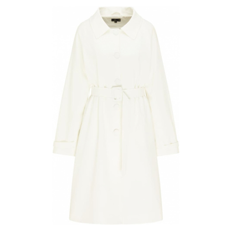 DreiMaster Klassik Přechodný kabát bílá