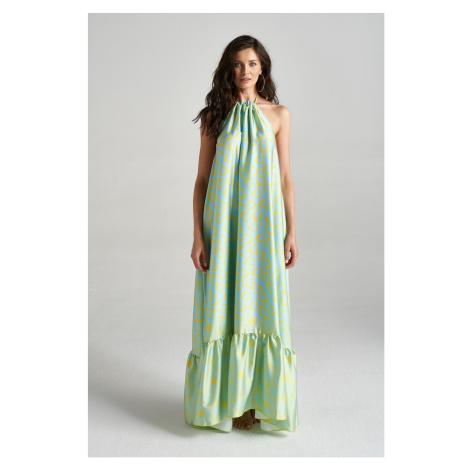 Suzana Perrez Woman's Maxi Dress Electra