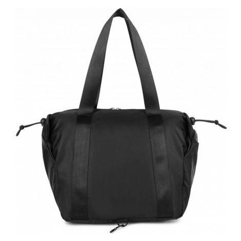 černá víkendová taška BASIC