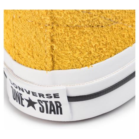 Tenisky CONVERSE - One Star Ox 165033C Gold Dart/White/Black
