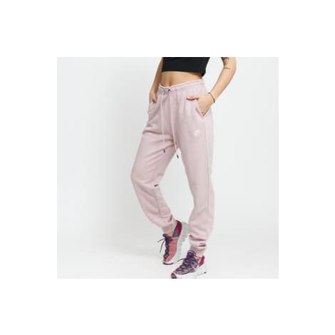 Nike W NSW Essential Pant Reg Fleece světle fialové