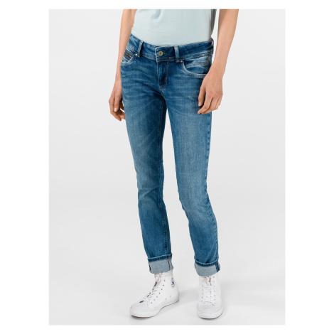 New Brooke Jeans Pepe Jeans Modrá