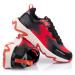 Tenisky Karl Lagerfeld Blaze Pyro Mix Lace - Červená