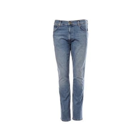 Wrangler jeans Greensboro Summer Blue pánské modré
