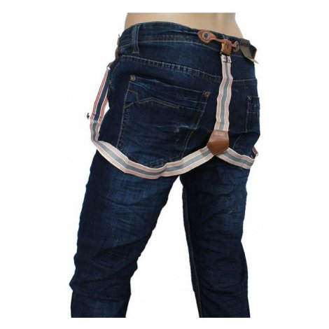 M. SARA kalhoty pánské KB1603 + šle
