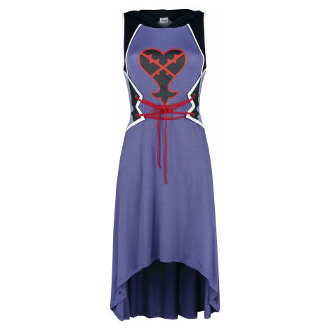 Kingdom Hearts Herzlose Šaty vícebarevný