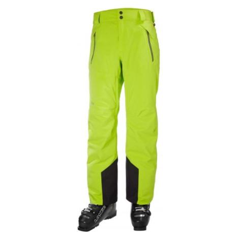 Helly Hansen FORCE PANT zelená - Pánské lyžařské kalhoty