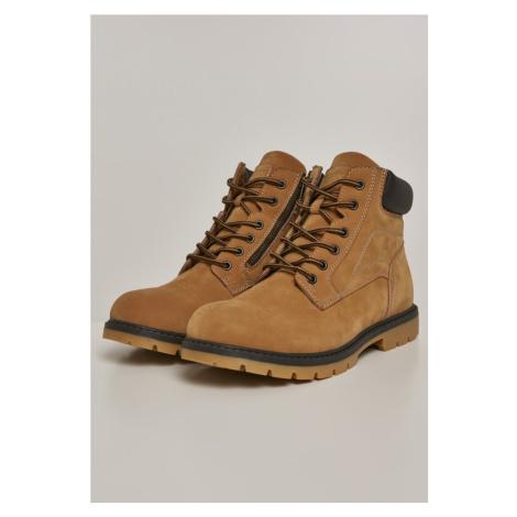 Basic Boots - darkbrown