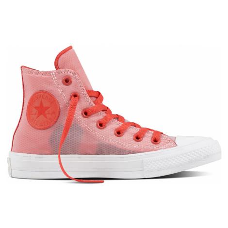 Converse Chuck Taylor All Star II Sheen Mesh růžové 155427C