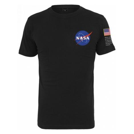 Tričko NASA Insignia Logo Flag Tee