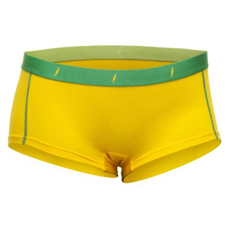 Dámské kalhotky Tufte Yellow Žlutá