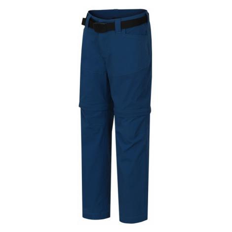 Dětské kalhoty Hannah Topaz JR moroccan blue