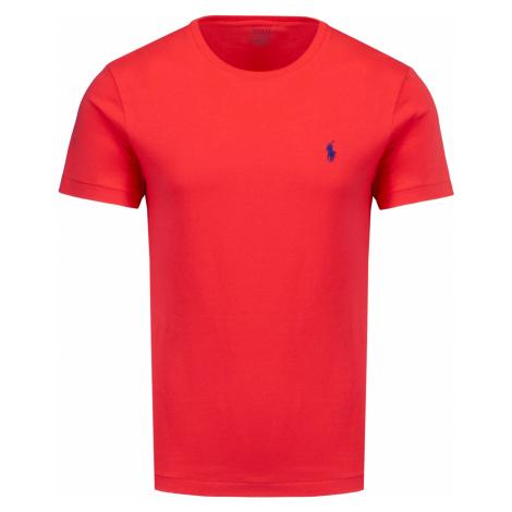 Tričko Polo Ralph Lauren SSCNCMSLM2 červená