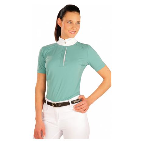 LITEX Triko dámské s krátkými rukávy. J1141611 olivová