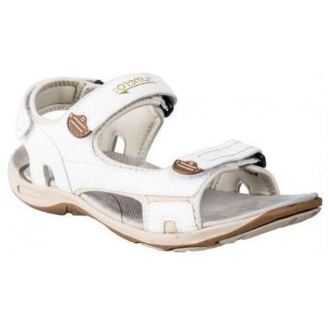 Numero Uno QUEEN L béžová - Dámské trekové sandály