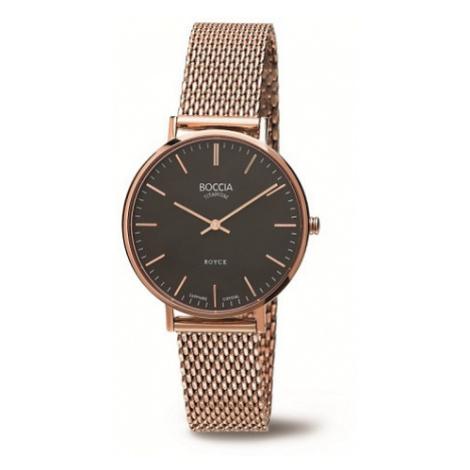 BOCCIA 3246-08, Dámské náramkové hodinky z titanu Boccia Titanium