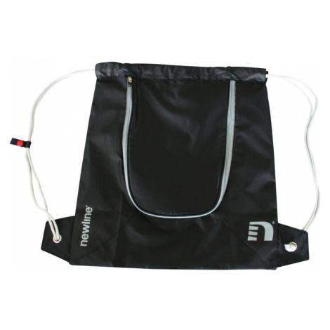 NEWLINE Sportovní taška přes rameno 90980-060 černá 47-50