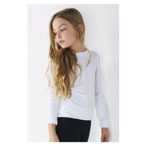 Dívčí tričko s dlouhým rukávem Star Jadea