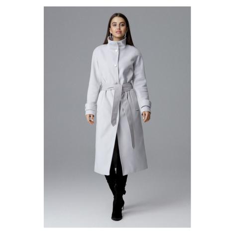 Plášť model 124383 Figl