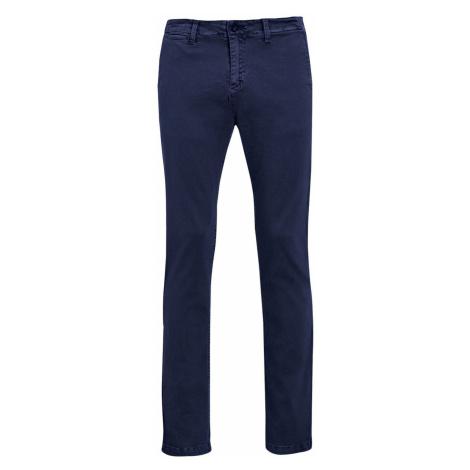 SOĽS Pánské kalhoty JULES MEN - LENGTH 35 02120319 Námořní modrá SOL'S
