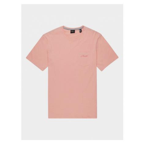 Tričko O´Neill Lm Jack\'S Base Regular T-Shirt Oranžová O'Neill