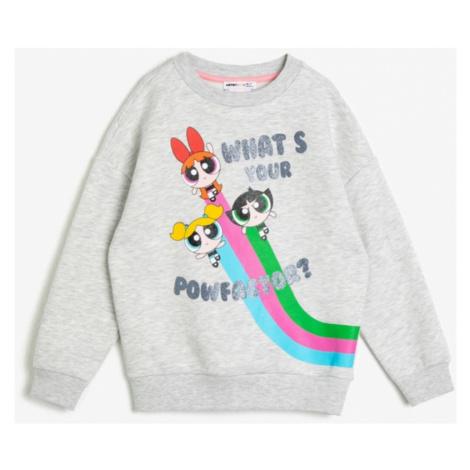Koton Powerpuff Girls Licensed Sweatshirt