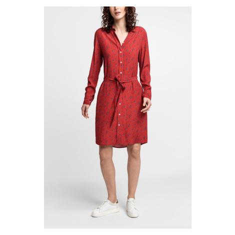 ŠATY GANT D1. BREEZY HARVEST SHIRT DRESS