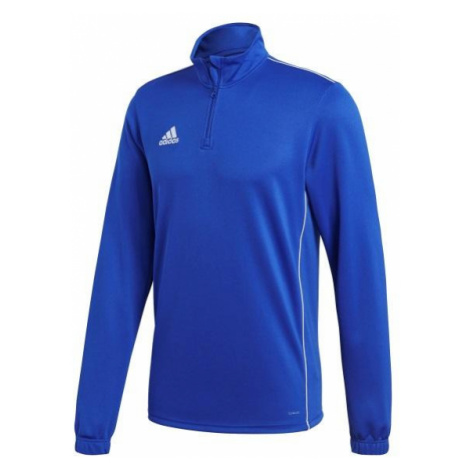 Tréninková mikina Adidas Core 18 Modrá / Bílá
