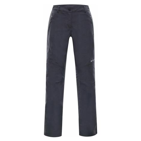 Dámské softshellové kalhoty Alpine Pro MURIA 3 - černá